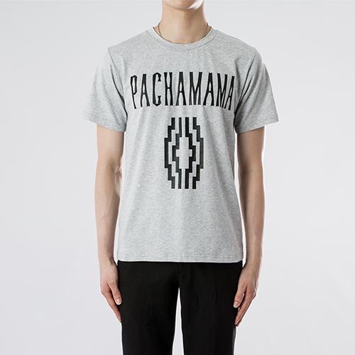 PACHAMAMA 프린팅 1/2 TEE-마셀블런